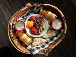 breakfast basket breakfast basket ashore hotel seaside or