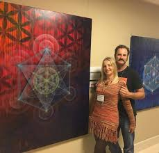 exploring sacred geometry series exhibit at conscious expo