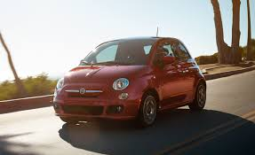 fiat 500 2016 fiat 500 u2013 review u2013 car and driver