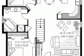 24 simple one floor plans 8x20 tiny house small one story house