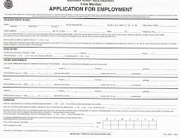 Resume Print Out Best 25 Printable Job Applications Ideas On Pinterest Job
