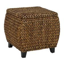 tropical ottomans and footstools houzz