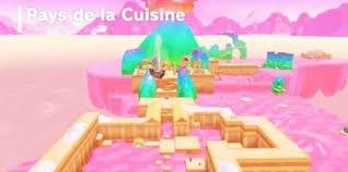 jeux de mario cuisine soluce mario odyssey pays de la cuisine millenium