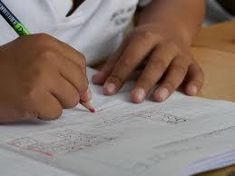 montessori writing paper montessori today chapter 5 the classroom environment namc namc montessori today chapter 5 classroom environment child writing numbers