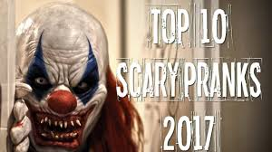funny halloween pranks top 10 funniest scare pranks 2017 youtube