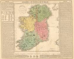 Map Of Mexico 1821 Antique Map Of Ireland Lavoisne 1821 Hjbmaps Com U2013 Hjbmaps Com