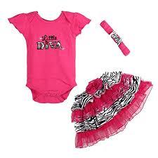 baby clothes bodysuit 3 pcs romper headband skirt 0 3 months