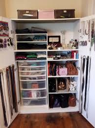 How To Organize How To Organize Small Closet Space Home Design Ideas