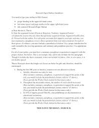 Apa Format Sample Paper Essay Essay In Proper Mla Format