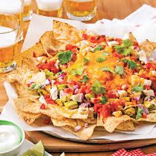 recette de cuisine mexicaine facile nachos au poulet pour recevoir recettes 5 15 recettes express