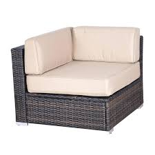 Bedroom Corner Sofa Rattan Outdoor Furniture Sofa Set Bedroom Corner Cover 17586