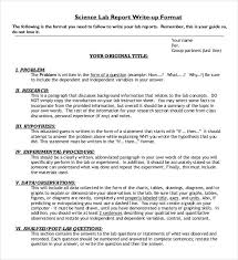 word lab report template lab report template 26 free word pdf document free premium