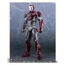 spider man homecoming s h figuarts spider man home made suit