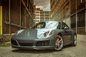 porsche graphite blue 2017 porsche 911 carrera 4s review roadshow
