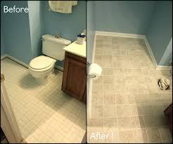 grey slate tile bathroom floor wood floors