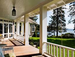 vinyl porch railings houzz