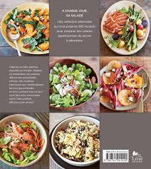 recette cuisine du jour livre salade du jour 365 recettes rafraîchissantes les
