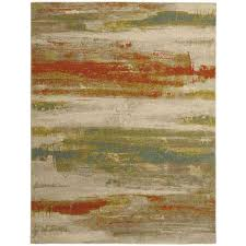 11 X 12 Area Rug Watercolor 9 X 12 Area Rugs Rugs The Home Depot