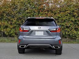 lexus rx 350 atomic silver 2017 lexus rx 350 f sport road test carcostcanada