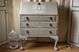 shabby chic furniture bureau no 11 touch the wood