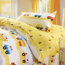 transportation cars u0026 trucks boys bedding twin duvet cover set