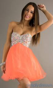 salmon prom dress cute and shoes pinterest prom