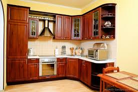 kitchen design wood pictures of kitchens traditional medium wood cherry color