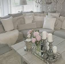 chic home interiors best 25 shabby chic living room ideas on wall clock