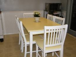 yellow kitchen table and chairs pleasurable inspiration yellow kitchen table and chairs set