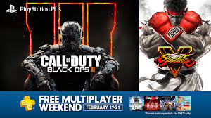 black friday playstation plus free multiplayer weekend starting this friday on ps4 u2013 playstation