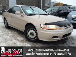 lexus ct200h vs honda accord used gold 2002 honda accord ex v6 auto w leather review whitecourt