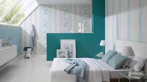 Schlafzimmer Tapete Blau Funvit Com Landhausmöbel Nachttisch