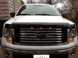 Ford Raptor Grill Lights - raptor style led grill lights ford f150 forum community of