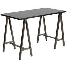 Black Computer Desk Furinno Compact Espresso Black Computer Desk 11181ex Bk The Home