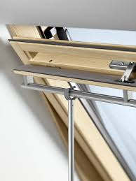 velux telescopic rod pole to operate velux blinds skylight roof
