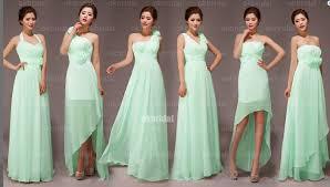 mint green bridesmaid dresses mint green bridesmaid dresses new wedding ideas trends