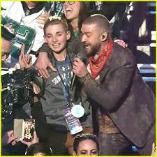 Justin Timberlake Meme - superbowl selfie kid ryan mckenna reacts to becoming a viral
