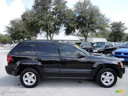 jeep laredo black 2006 jeep grand cherokee laredo exterior photo 52052063