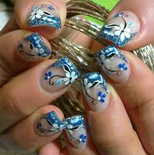 nail art beauty nail stencil art fashion week main an easy
