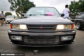 mitsubishi eterna 1992 galant vr 4 father of the evo speedhunters
