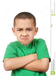 angry kid royalty free stock images image 14386939