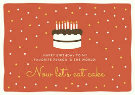 birthday cake card templates by canva
