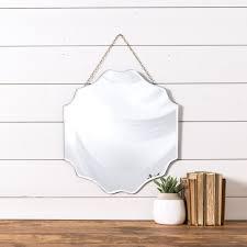 Beveled Mirror Hanging Beveled Mirror Magnolia Market Chip U0026 Joanna Gaines