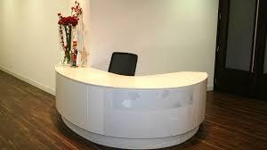 desk receptionist desk for sale durban wonderful reception desk
