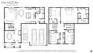 Dr Horton Home Floor Plans Easton Madelyn Pointe Savage Minnesota D R Horton