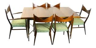 Pink Retro Kitchen Collection Vintage U0026 Used Dining Table U0026 Chair Sets Chairish