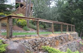 Backyard Fencing Ideas Pergola Awesome Short Front Yard Fences Determining The Concept