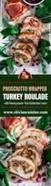 turkey mushroom gravy recipe details prosciutto wrapped turkey roulade with pomegranate port reduction