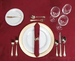 Formal Setting Of A Table Table Settings Formal Casual Or Buffet How To Cooking Tips