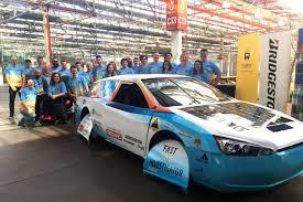 Challenge News Au Flinders S Solar Challenge Team Abc News Australian